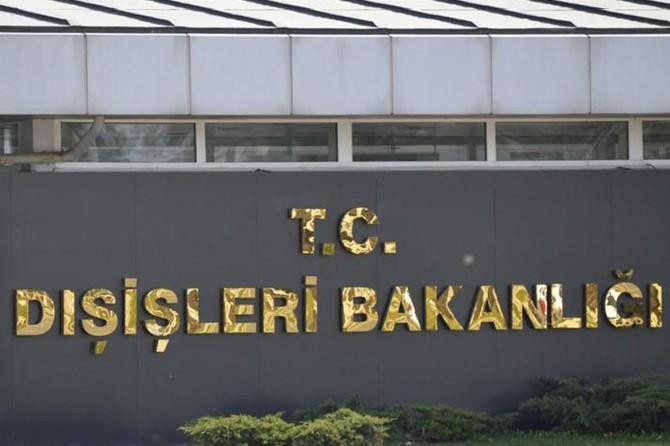 Dışişleri Bakanlığından Avusturya'da PKK'lilerin gösteri düzenlemesine tepki