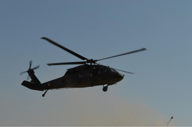Çaldıran'da PKK'nin saldırısında 1 güvenlik korucusu yaralandı
