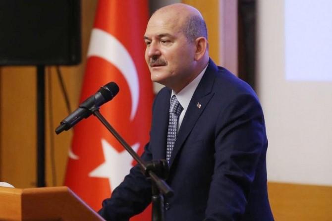 """Bakan Soylu: """"Cumhuriyet tarihinin en büyük operasyonunu düzenledik"""""""