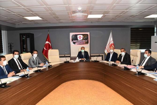 Adıyaman'da KÖYDES değerlendirme toplantısı yapıldı