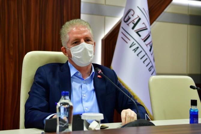 """Gaziantep Valisi Gül: """"İlimizde vaka artışları devam ediyor"""""""