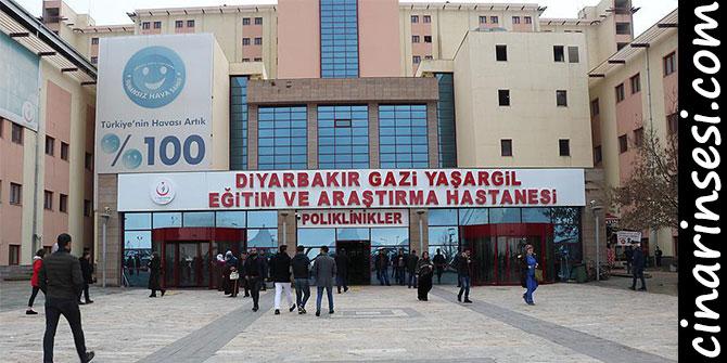 Diyarbakır Gazi Yaşargil EAH Beyin ve Sinir Cerrahi Doktorları
