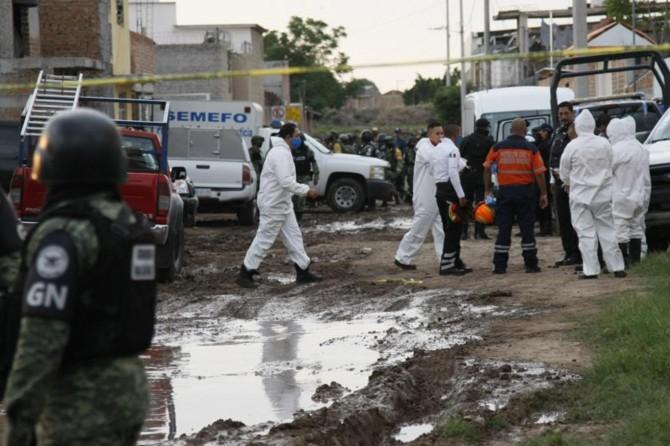Meksika'da rehabilitasyon merkezine saldırı: 24 ölü