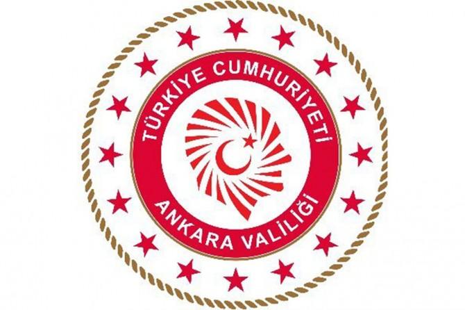 Ankara'da toplantı, yürüyüş ve gösterilere yasak getirildi