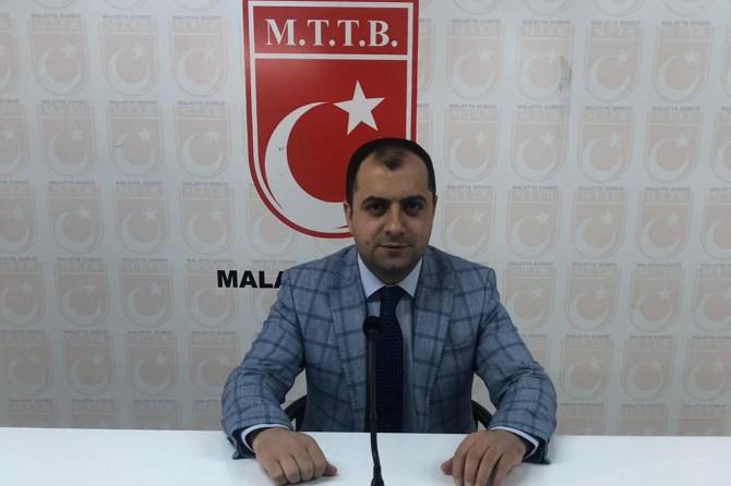 """MTTB Malatya İl Başkanı Sağdıç: """"Ayasofya tüm Müslümanların kalbindedir"""""""