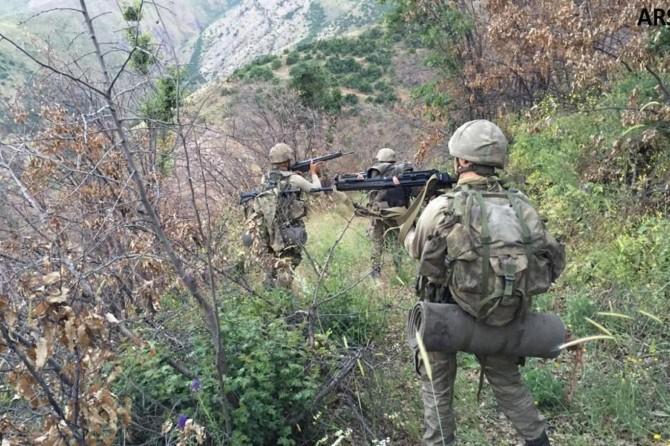 Li Hakurkê 2 PKKyî hatin kuştin