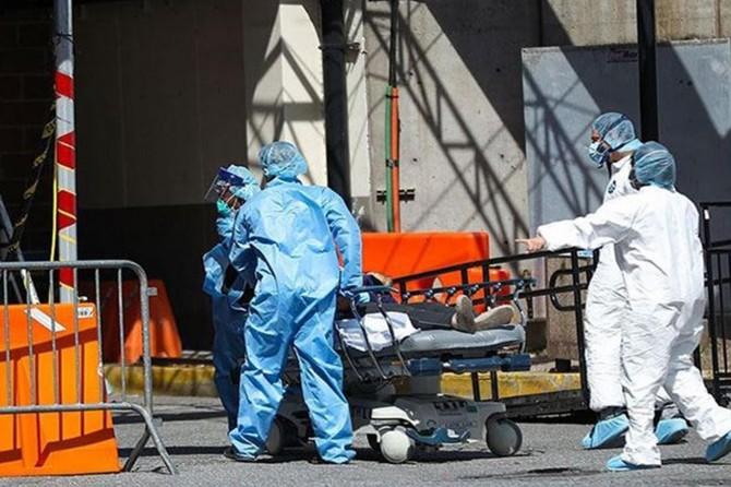 ABD'de Covid-19 salgınında bir günde 50 bin 700 yeni vaka tespit edildi