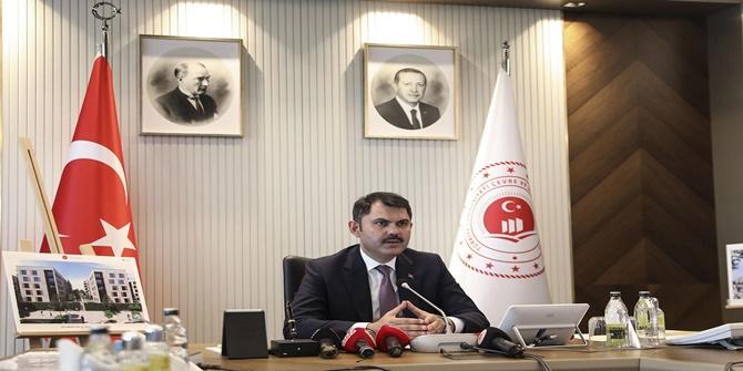 """Arnavutluk'a """"Afet Konutu"""" yapımı iş birliği sözleşmesi imzalandı"""