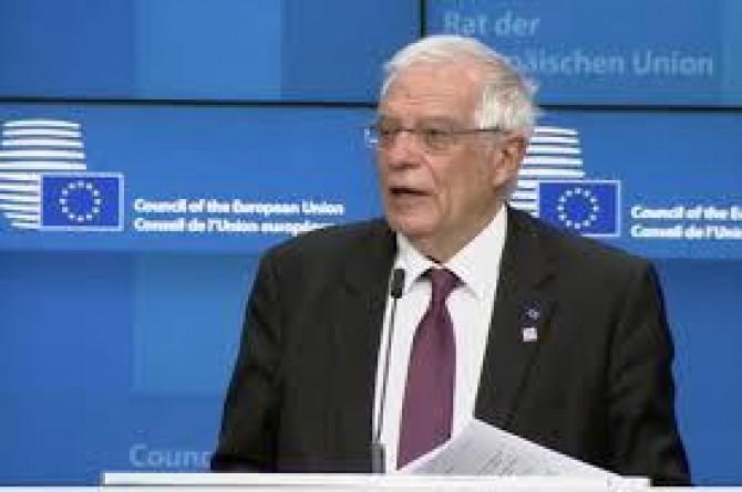 AB Dış İlişkiler ve Güvenlik Politikası Yüksek Temsilcisi Borrell Türkiye'ye geliyor