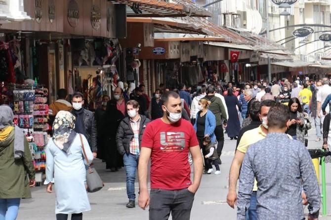 """Gaziantep Valisi Gül: """"En çok vakanın görüldüğü 3'üncü kentiz"""""""