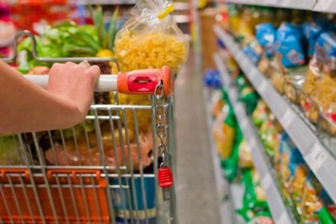 Tüketici fiyat endeksi yıllık yüzde 12,62, aylık yüzde 1,13 arttı
