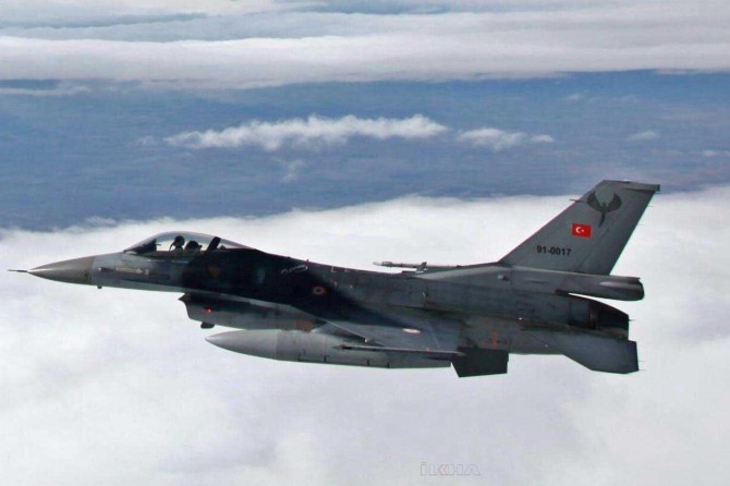 Tunceli'de PKK'ye yönelik hava destekli operasyon düzenlendi