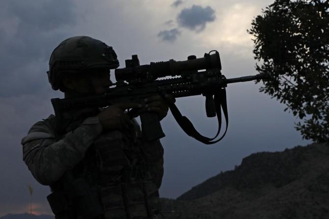MSB: Avaşin'de 1 PKK'li öldürüldü