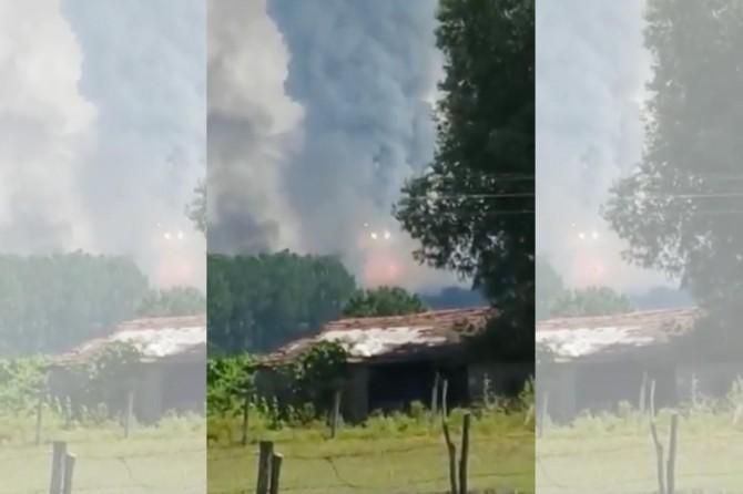 """Bakan Koca: """"Sakarya'daki patlamada 4 can kaybı, 97 yaralımız var"""""""