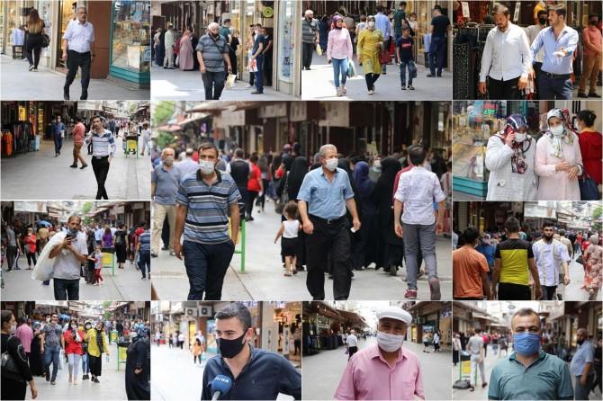 Bakan Koca'nın vakaların arttığını söylediği Gaziantep'te manzara değişmiyor