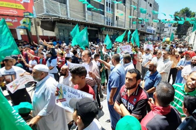Hamas: Filistin topraklarının özgürlüğü, sadece direniş ile gerçekleşir