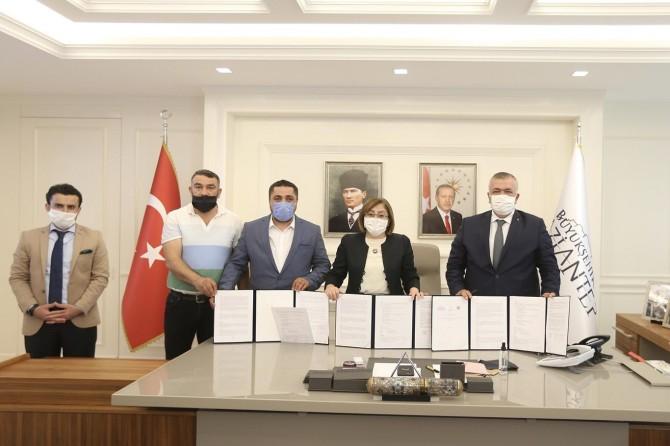 Gaziantep'te kantincilere ve kasaplara hijyen eğitimi verilecek