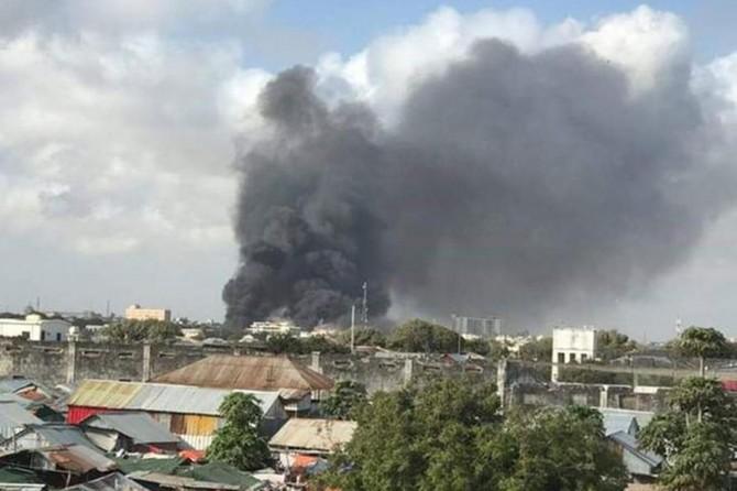 Somali'de patlama: 7 yaralı