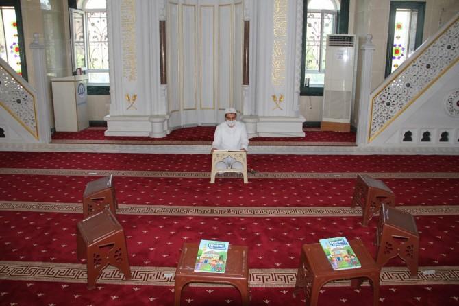"""Midyat İlçe Müftü Vekili Nurullah Nur: """"Evlerimizi birer eğitim yuvasına çevirelim"""""""