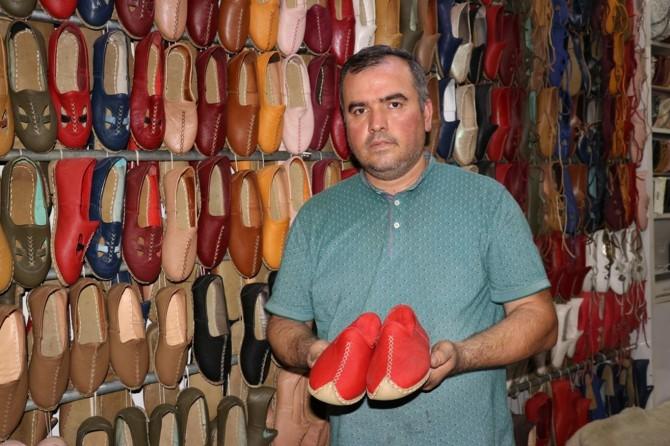 Gaziantep'te sıcak havada yemeniye ilgi arttı