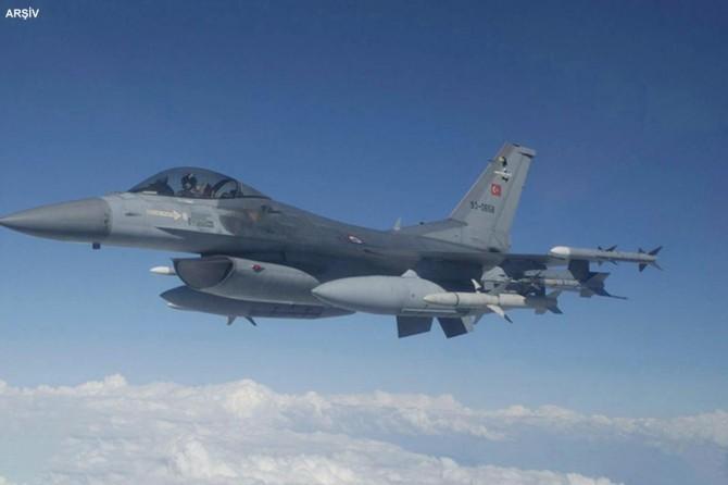 Avaşin bölgesinde 2 PKK'lı etkisiz hale getirildi