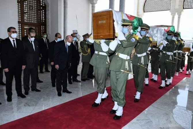 Fransa işgaline karşı savaşan 24 Cezayirli direnişçinin kalıntıları ülkelerine döndü