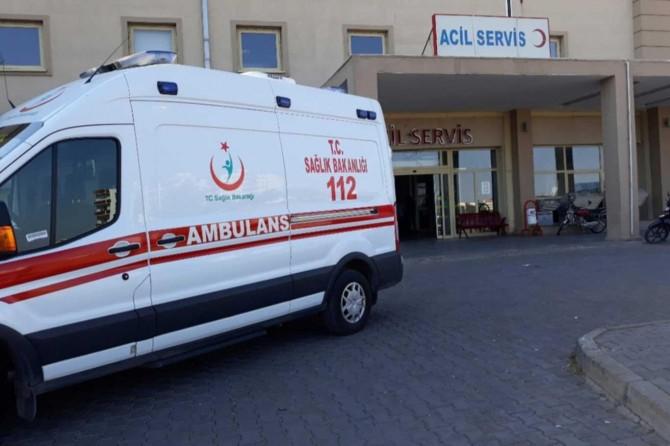 Viranşehir'in Tekke Mahallesi'nde çıkan kavgada 2 kişi yaralandı