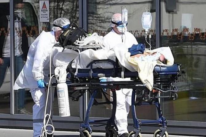 Brezilya'da 1091, Meksika'da 523 ve Hindistan'da 610 kişi daha Covid-19'dan öldü