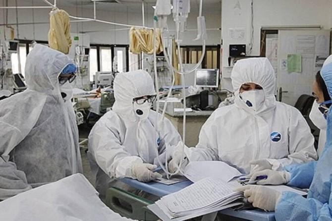 İran'da Covid-19'dan ölenlerin sayısı 11 bin 571'e çıktı