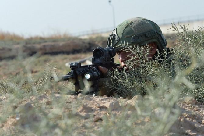 Barış Pınar bölgesinde 2 PKK'li öldürüldü