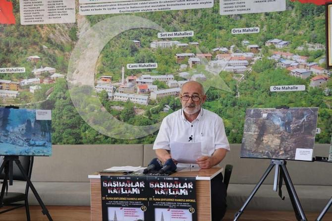 Başbağlar Katliamı şehidleri İstanbul ve Erzincan'da düzenlenen programla yâd edildi