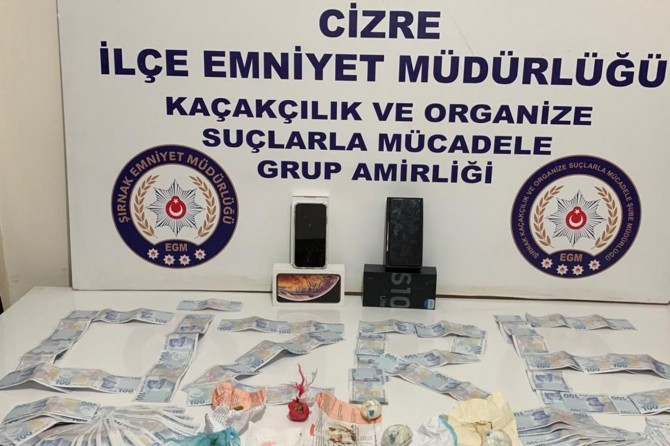 Şırnak'ta sahte para operasyonu: 3 gözaltı