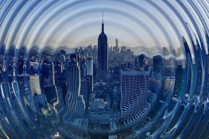 New york, Covid-19 salgınından en çok etkilenen eyalet