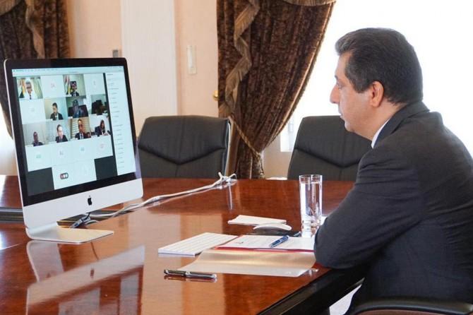 Birêveberîya Herêma Kurdistanê gavên yasaya çaksazîyê bileztir dike