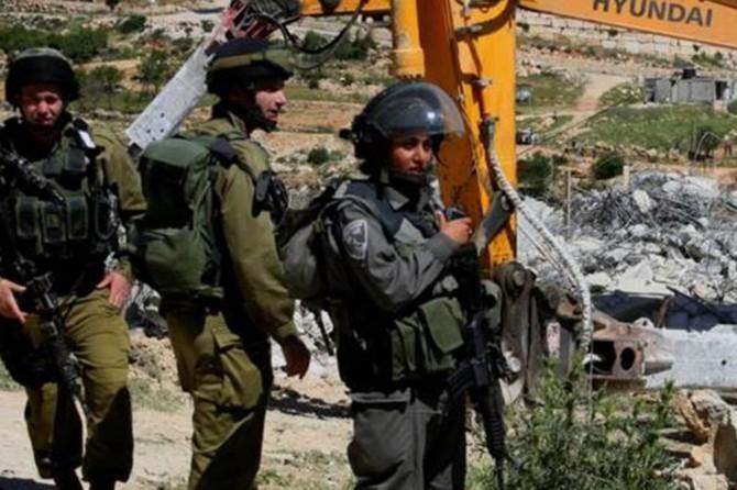 Kudüs'te Filistinli Müslümanlara ait evler yıkılmaya devam ediliyor