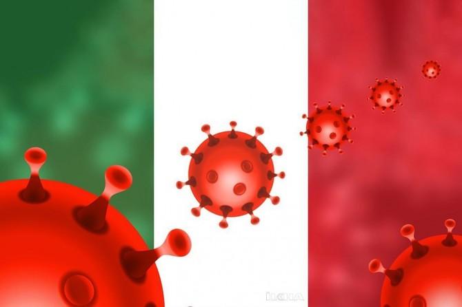 İtalya'da Coronavirus nedeni ile ölenlerin sayısı 34 bin 869 oldu