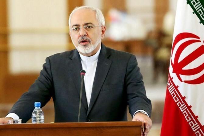"""Zarif: """"Amerika'nın gelecek yönetimi İran'a verilen hasarla ilgili hesap vermeli"""""""
