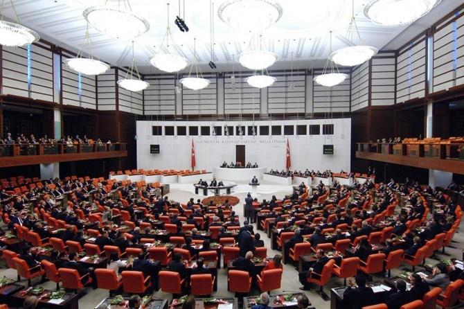 Meclis Başkanlığı için 5 isim aday oldu