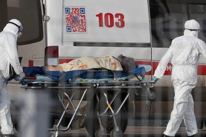 Rusya'da Covid-19'dan ölenlerin sayısı 10 bin 494'e ulaştı