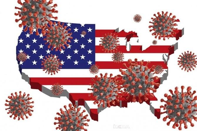 ABD'de Covid-19 vaka sayısı 3 milyona yaklaştı