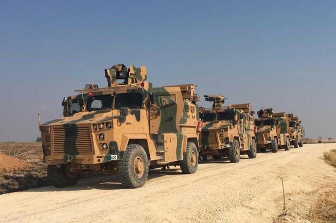 Rusya ve Türkiye, Suriye'de 19. ortak devriyesini gerçekleştirdi