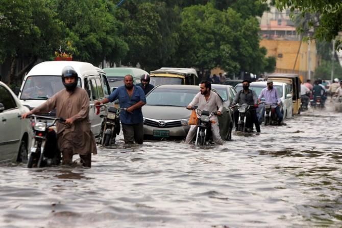 Li Pakistanê lehî: 7 mirî