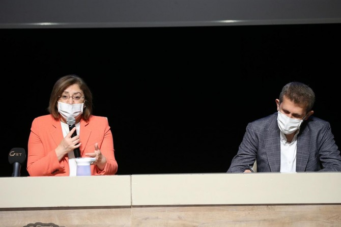 Gaziantep'te Mahalle Pandemi Kurulu oluşturulacak
