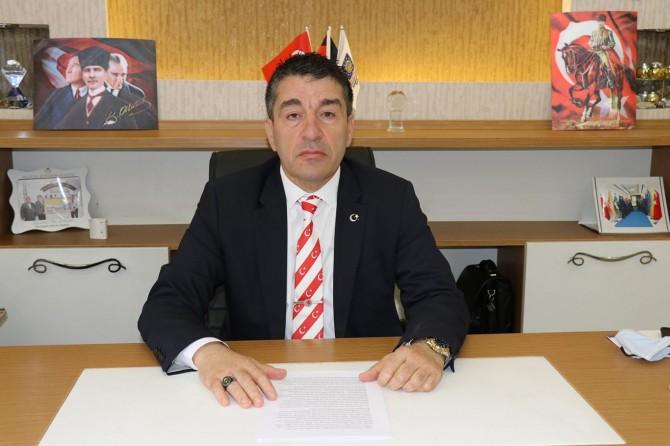 AK Partili meclis üyesi Alabaş partisinden istifa ettiğini açıkladı