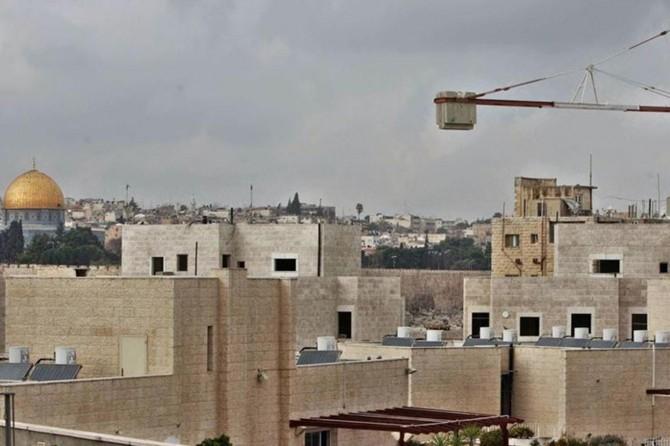 Siyonist işgal rejimi, Kudüs'ün kalbinde 240 yasadışı konut inşasını onayladı