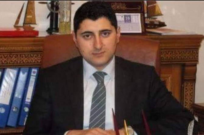 Akçakale Kaymakamı Hamza Özer'in Covid-19 testi pozitif çıktı