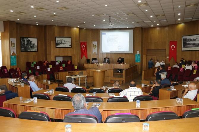 Viranşehir Belediyesinden meclis toplantısı