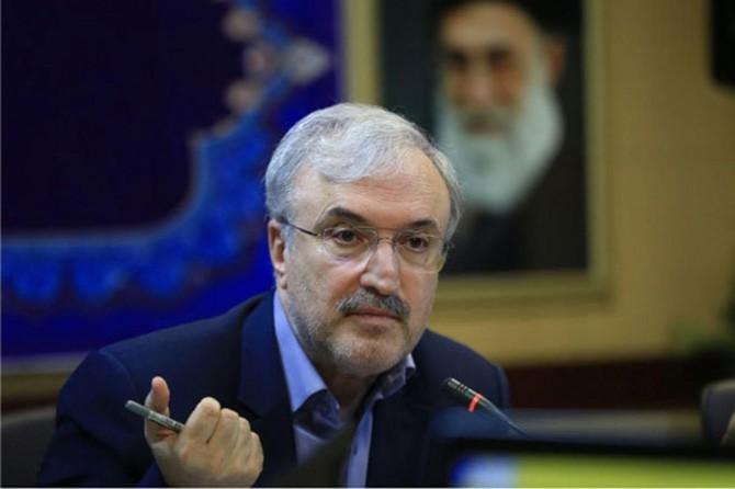 """İran Sağlık Bakanı Said Nemeki: """"İkinci dalga ile karşı karşıya kaldık"""""""