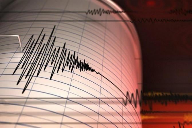 Datça'da 3,5 büyüklüğünde deprem