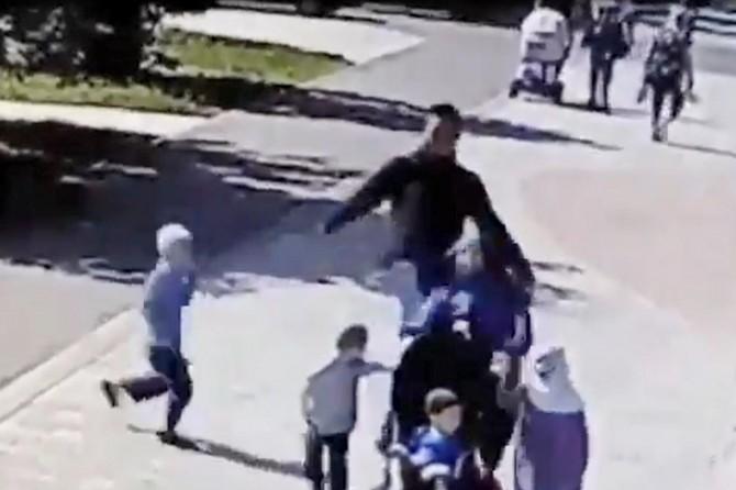 """Tataristan'da Müslüman kadına """"alçak"""" saldırı"""